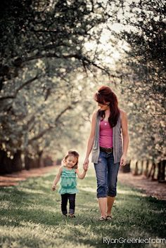 Perfect gift idea for Mother's Day! Video of A Mommy and Me. Family Photos. Mother & Daughter.