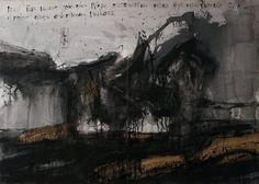 Landscape Drawings - pigment prints Günter Ludwig