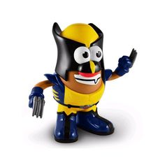 Mr Potato Head - Marvel Super Heroes Wolverine