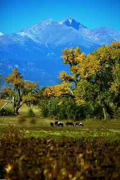 Longs Peak, Rocky Mountain National Park