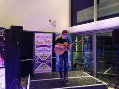Aiden's amazing medley of hits!