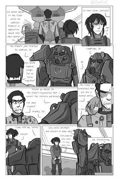 Fallout Comics, Fallout Funny, Fallout 4 Fan Art, Post Apocalyptic Art, Fall Out 4, Fallout New Vegas, Naruto Funny, Slayer Anime, Dark Souls