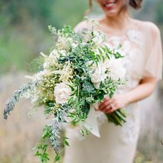 Stunning Flower Inspiration and Wedding Ideas You Should See - bridal bouquet; Maven Floral & Event Styling
