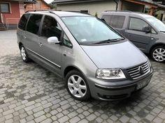 Volkswagen sharan Klima Nawi Skóra Ful Opcja Autom