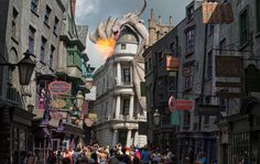 How to Tackle the Wizarding World of Harry Potter at Universal in one day. Bookmarking for our trip!