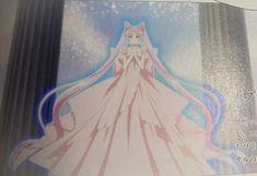 Sailor Princess, Moon Princess, Sailor Chibi Moon, Sailor Neptune, Chibiusa And Helios, Gown Drawing, Princess Serenity, Moon Pictures, Sailor Moon Crystal