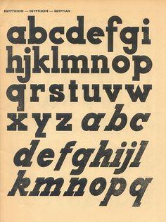 100 Alphabets Publicitaires. p.15 Egyptinne - Egyptische - Egyptian