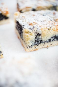 Low Carb Mohnkuchen | Low Carb Köstlichkeiten Low Carb Sweets, Low Carb Desserts, Healthy Sweets, Low Carb Köstlichkeiten, Keto Cake, Delish, Sweet Tooth, Bakery, Food And Drink