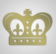 Coroa em Mdf