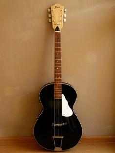 Framus Studio 1972 archtop guitar, I like Framus Archtops