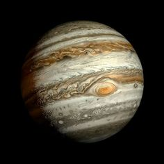 I chose a picture of the planet Jupiter to represent Hercules' father. I chose this picture in particular to show the great red spot of the planet which is actually a 300 year old massive storm that is twice the size of planet Earth. This describes Jupiter as he was a violent man in Metamorphoses with a stormy personality.