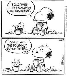 Peanuts - Woodstock and Snoopy