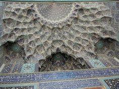 Master of domes, Iran.