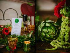 Amelie Inspired Wedding Ideas