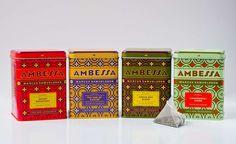 Ambessa Teas by Harney & sons