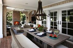 54 Cool and relaxing outdoor living spaces to welcome summer