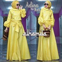 Adina by Alhamda  bahan acriliec sateen  All size fix to L standard LD 100  Retail: 365.000 Reseller 345.000 Estimasi ready 28 jan  Dp 50% = Booking  Line @kni7746k  Wa 62896 7813 6777  #pin #adinabyalhamda #gamisbrandedmodern #gamisbrandedmodis #distributorgamisbrandedmodis #distributorgamisbasicbranded #hijaboftheday #muslimahsyariset #ottdhijabbranded #otthijab #hijaberbrandedterbaru #gamishijab #gamishijabermodis #jualgamishijaberbranded #gamishijaberbrandedmodis #gamishijabermurah