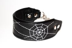 Belt, Bracelets, Accessories, Jewelry, Fashion, Threading, Leather, Spider Webs, Creepy