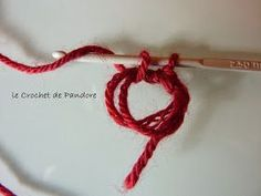 le Crochet de Pandore: Tuto Cercle Magique Knit Crochet, Crochet Patterns, Knitting, Handmade, Mars 2017, Motifs, Cactus, Sport, Baby