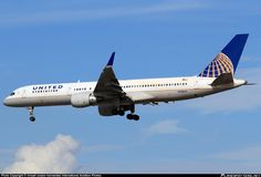 N568UA United Airlines Boeing 757-200