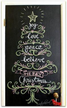chalk art by Regina Lord (creative kismet), via Flickr