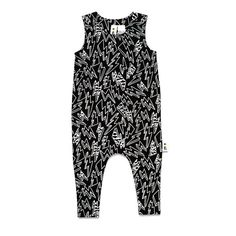 Electric Harem Romper – KaPow Kids Clothing