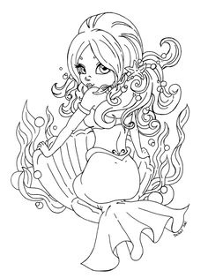 Afbeelding van http://acoloring.com/wp-content/uploads/2014/10/Pin-Up-Girl-Coloring-Pages-for-Adults.jpg.