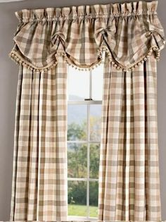 ideas about Country curtains on