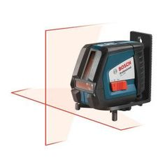 Possess this Bosch Self-Leveling Long-Range Cross-line Laser for framing basement walls or leveling the floors in your old farm building. Building A Floating Deck, Building A Deck, Framing Basement Walls, Freestanding Deck, Backyard Patio Designs, Sloped Backyard, Ponds Backyard, Backyard Fences, Patio Design
