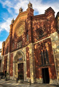 Chiesa di San Marco - Milan, Italy