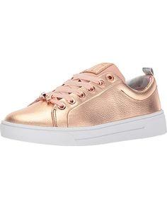 Ted Baker Women's Kellei Sneaker, Rose Gold, 6.5 B(M) US