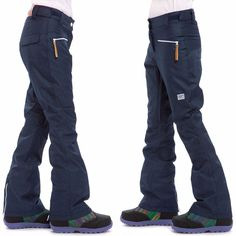 Clwr colour wear cork womens #snowboard pants #large #denim 2016 - new , View more on the LINK: http://www.zeppy.io/product/gb/2/302135391449/