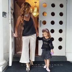 Как мать, как дочь ✨❤ #VanessaMontoroStyle #VanessaMontoroCrochet #подлинный #вечные #ручной работы