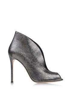 2a10f311bc Ankle boots Women s - GIANVITO ROSSI Silver Ankle Boots
