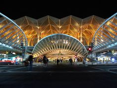 Lisbon Orient Station (Gare do Oriente)