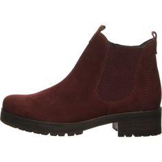 Gabor Comfort Chelsea-Boots in bordeaux jetzt günstig bei Salamander shoppen Chelsea Boots, Ankle, Berry, Fashion, Gabor Shoes, Moda, La Mode, Bury
