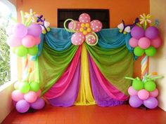 Who hates balloons? People love it, especially in a special occasion like birthday party. Many balloons are sold in the store. You can also choose to put regular air or helium gas into the balloons. Trolls Birthday Party, Troll Party, Girl Birthday, Birthday Parties, Special Birthday, Birthday Ideas, Party Decoration, Balloon Decorations, Birthday Decorations
