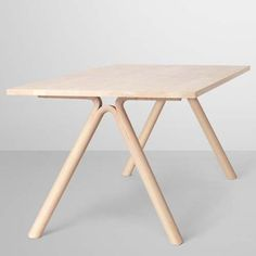 Split Dining Table