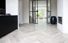 Black and white Home Fashion, Interior Design Inspiration, Interior Architecture, Chevron, New Homes, House Design, Decoration, House Styles, Home Decor