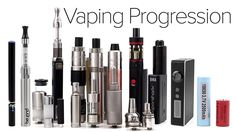 A look at the types of vaping gear ranging from beginner to advanced level. If you are new to vaping, this is the video for you. Buy this product
