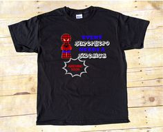 TODDLER Every Superhero Spiderman Needs a by ByDesignVinyl on Etsy