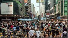 Hong Kong se prepara para una larga batalla por más democracia - http://panamadeverdad.com/2014/09/30/hong-kong-se-prepara-para-una-larga-batalla-por-mas-democracia/