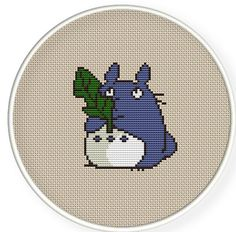 Buy 4 get 1 free ,Buy 6 get 2 free,Cross stitch pattern, PDF,galesaur plays a leaf ,zxxc0210.