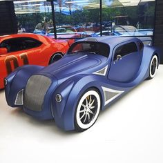"""The will.i.am designed full custom """"Monster"""" in our showroom. #WCC #WCCburbank #byRequest"""