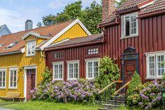 Deshalb wirst auch du Trondheim mögen - Reisetipp Trondheim, Restaurant, Norway, Cabin, Explore, Architecture, House Styles, Building, Destinations
