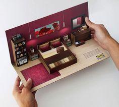 IKEA manda por correo postal el dormitorio