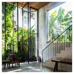 Nishizawa Architects - House in Saigon [Vietnam, 2016]