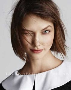 Short-Haircut-for-Fine-Straight-Hair.jpg 500×634 pixels