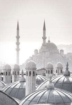 Küss mich von gestern auf heute in Istanbul.