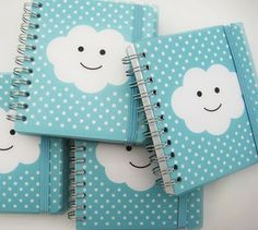 Marie Perkins notebooks for Paperchase